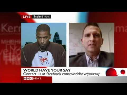 WHYS TV: England's Riots