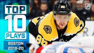 Top 10 Bruins Plays of 2019-20 ... Thus Far | NHL