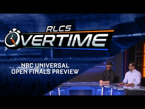 NBCUniversal Open Finals Preview - Overtime - Episode #21