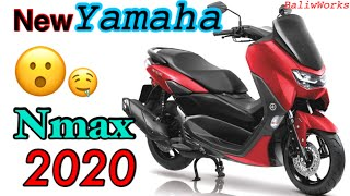 Newest Yamaha Nmax 2020 Model