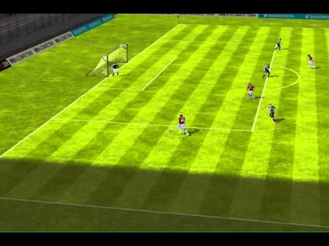 FIFA 14 iPhone/iPad - Salemo AC vs. SV Ried