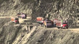 Zoji La pass - Kashmir