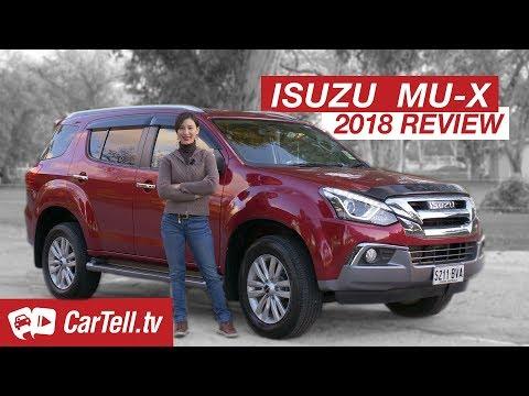 2018 Isuzu MU-X LS-T Review | CarTell.tv