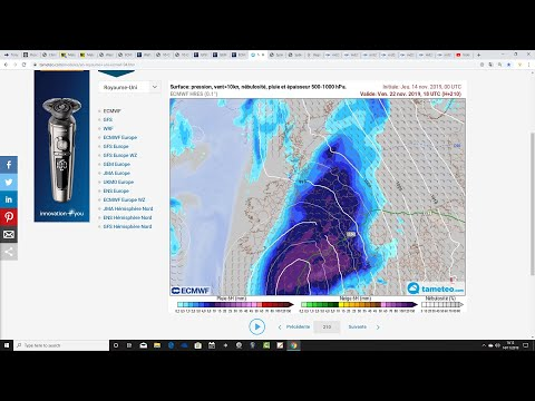The Deluge Continues & Cold Christmas Hints From Beijing Climate Center  (14/11/19)