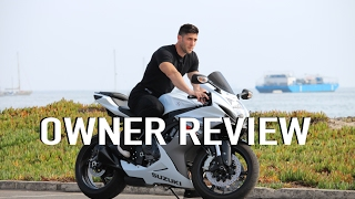 2015 GSXR 600 Longterm Owner Review