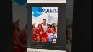 Baywatch Spoof with the Hoff