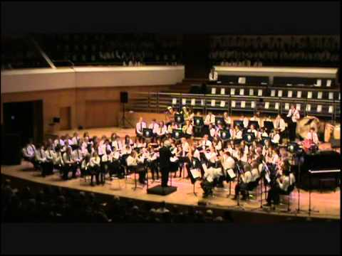 Methody Easter Concert 2011 - Band - Hootenanny