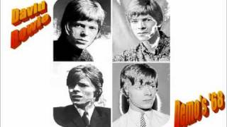 David Bowie Life Is A Circus A&R Demo 1968