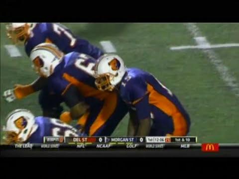 2012 Delaware St  Hornets @ Morgan St  Bears