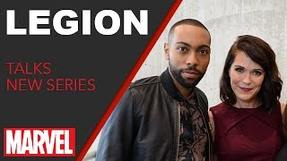 More From the Legion Cast - Marvel LIVE! at NYCC 2016