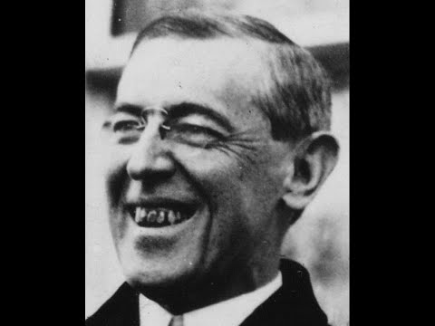Woodrow Wilson Downplayed The Spanish Flu In 1918