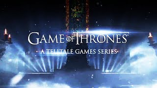 Game of Thrones The Video Game Trailer (2014)