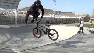 Game of Bike: Oriol Inglada vs Abraham
