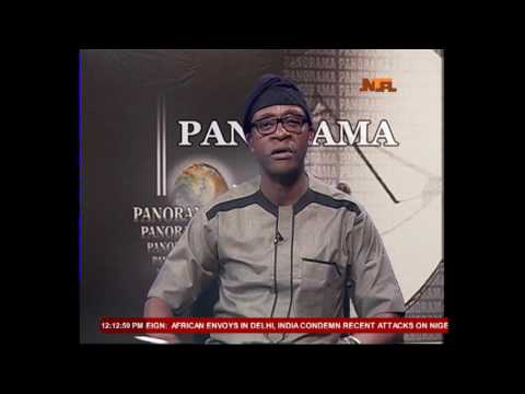 NTA News Panorama With Ademola From Lagos Center