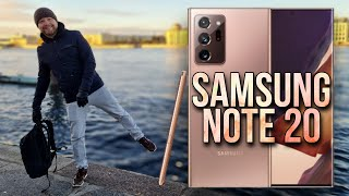 Samsung Galaxy Note 20 - стоит ли переплачивать за ULTRA? [Честный Обзор]