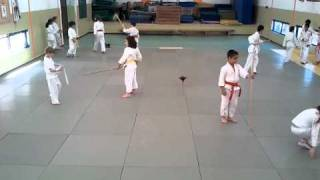 Aikido Kids Jo Katame Waza