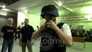 Омские журналисты примерили на себя роль военных корреспондентов
