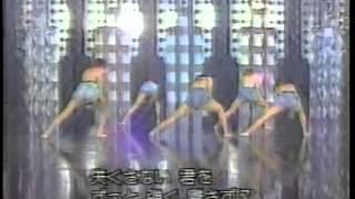 1988年 ガラスの十代で裸になる.