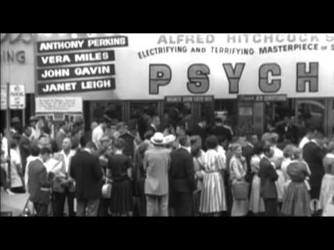 "How Hitchcock Got People To See ""Psycho"""