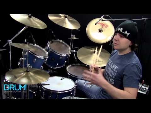 How To Play Drums On