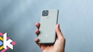 Weniger ist mehr: Google Pixel 5 (review)