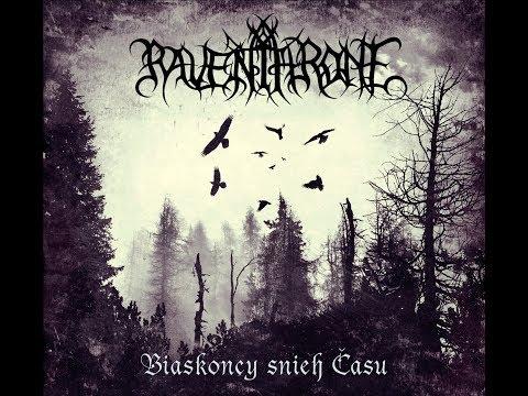 Raven Throne - Biaskoncy snieh Času / Niazhasnaje (official full album video)