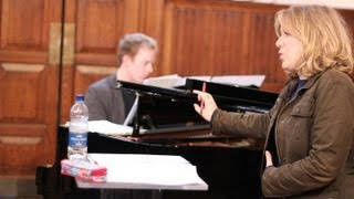 Claude Debussy Concert - Sophie Bevan (soprano) and Sebastian Wybrew (piano)
