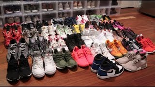 ALL OF THE SNEAKERS THAT I