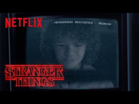 Stranger Things   Hawkins Monitored - Monitor 4   Netflix