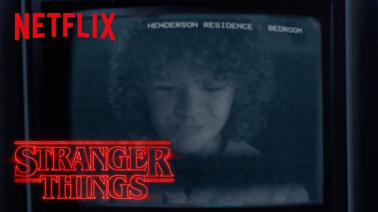 Stranger Things | Hawkins Monitored – Monitor 4 | Netflix