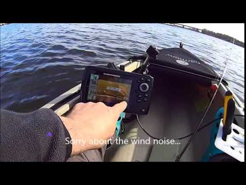 side imaging with the helix 5 down imaging sonar - youtube, Fish Finder