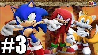 Sonic Heroes | Stage 03 | Grand Metropolis [Team Sonic]