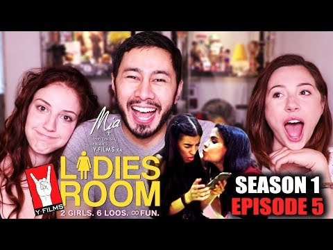 LADIES ROOM Episode 5 | Reaction w/ Hope & Rachel!