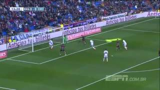 Espanhol: Melhores momentos de Real Madrid 7 x 1 Celta