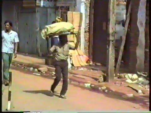 SRI LANKA - 1989  -  deel 1 - Amsterdam - Colombo - Kandy