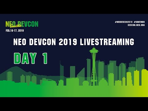 NEO DevCon 2019 DAY 1 Live Streaming 2019/02/16 Mp3