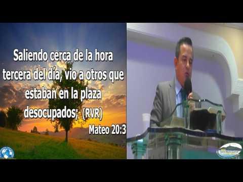 LOS OBREROS DE LA VIÑA|Pastor David Rave