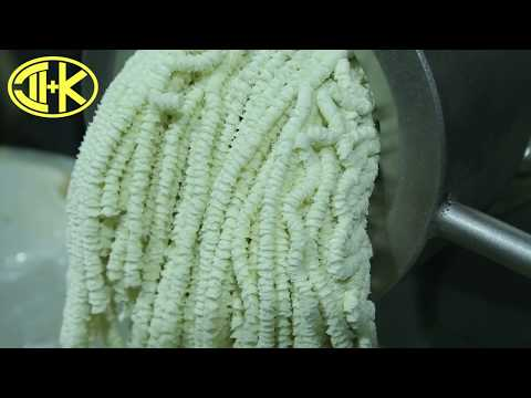 Измельчения твёрдого сыра на волчке ДВАК В-160-01