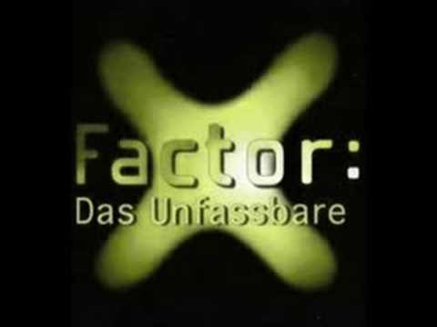 X-factor Hintergrundmusik (Background Music)