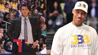 Ramona Shelburne has issues with Lakers not defending Luke Walton | Outside The Lines | ESPN