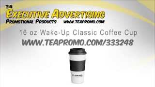 Promotional Wake-Up Classic Coffee Cup