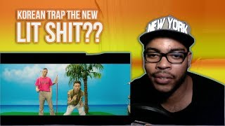 BewhY 비와이 9UCCI BANK Feat Dok2 Official Music VIdeo REACTION