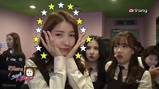 GFRIEND 여자친구 Judging Face Compilation (funny moments)