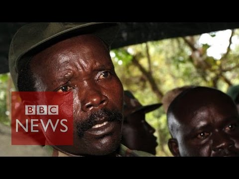 On the hunt for LRA's warlord Joseph Kony