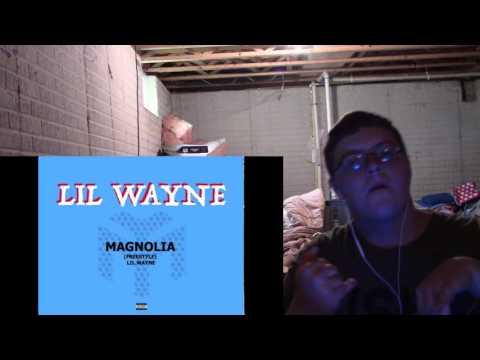 Lil Wayne - Magnolia (Freestyle) -Reaction