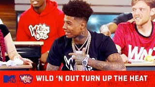Blueface & PNB Rock Turn Up The Heat On Nick Cannon 🔥 Wild 'N Out
