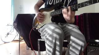 Trouble - Jose James (Guitar jam)
