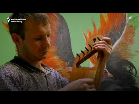 Ancient Russian Instrument Finds A New Resonance