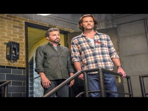 Supernatural 15x09 Promo Photos With A Twist | Sam Befriends God & Dean Moves To Purgatory