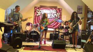 "Spinning Jenny ""Still Into You"" Cover"